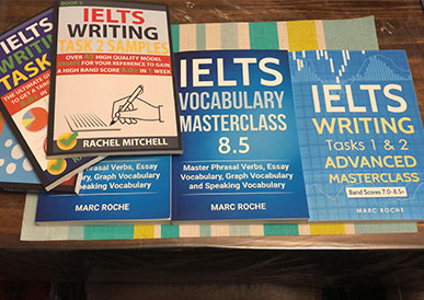 English language training material library 2